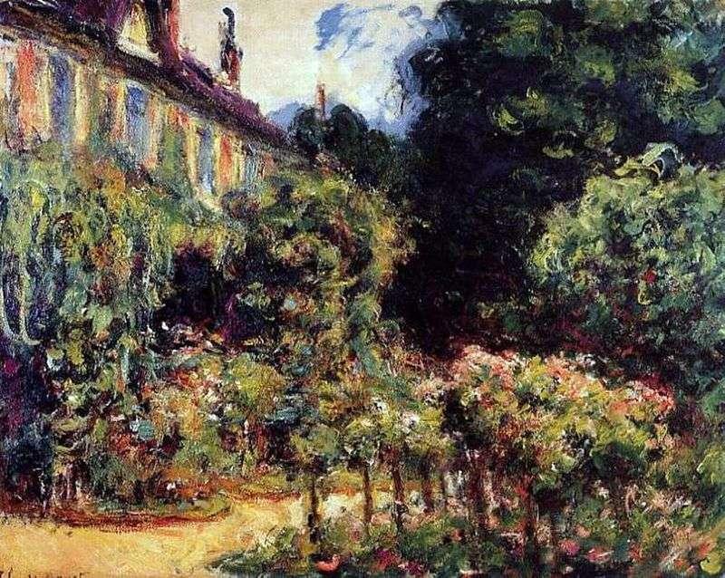 Dom artysty w Giverny   Claude Monet