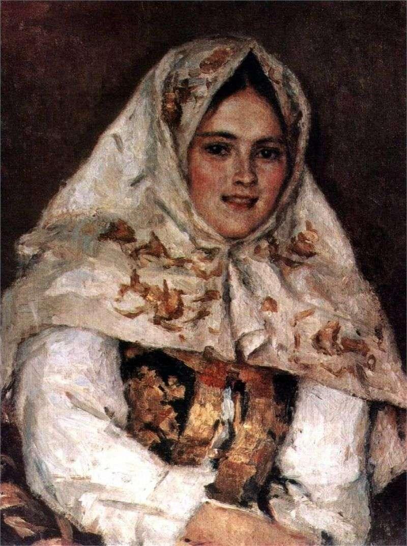 Piękno syberyjskie   Wasilij Surikow