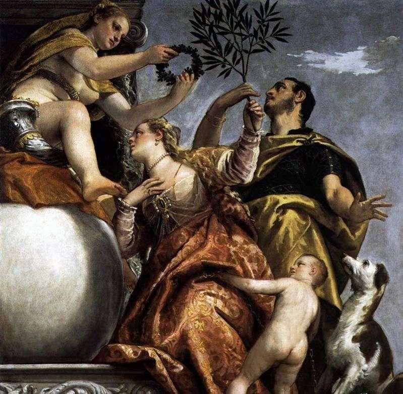 Zaręczyny   Paolo Veronese