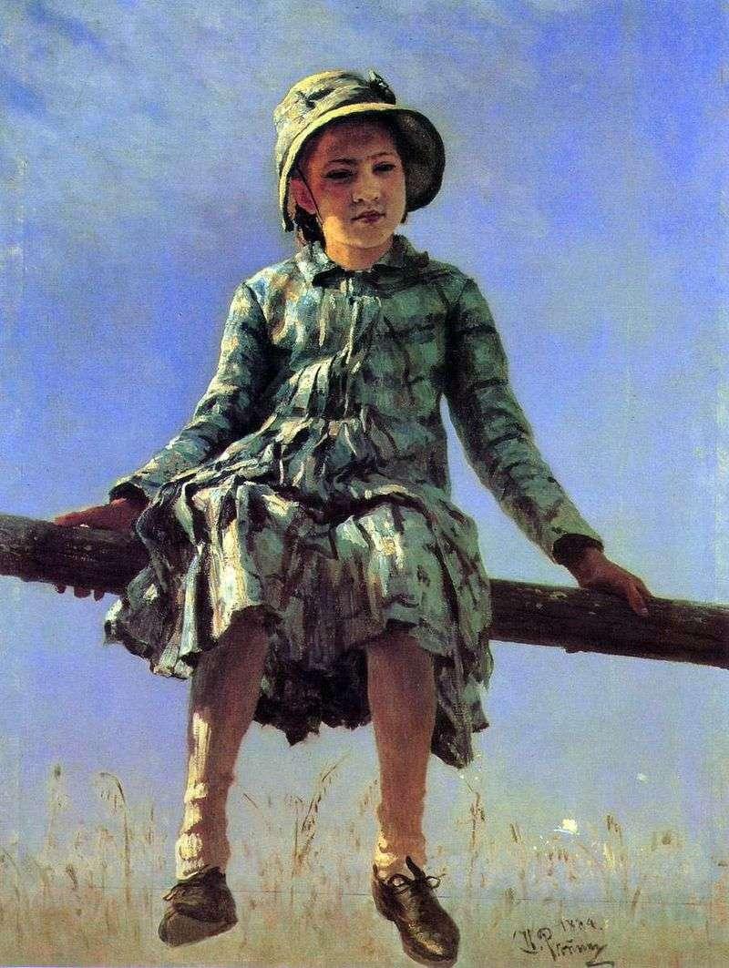 Ważka   Ilya Repin