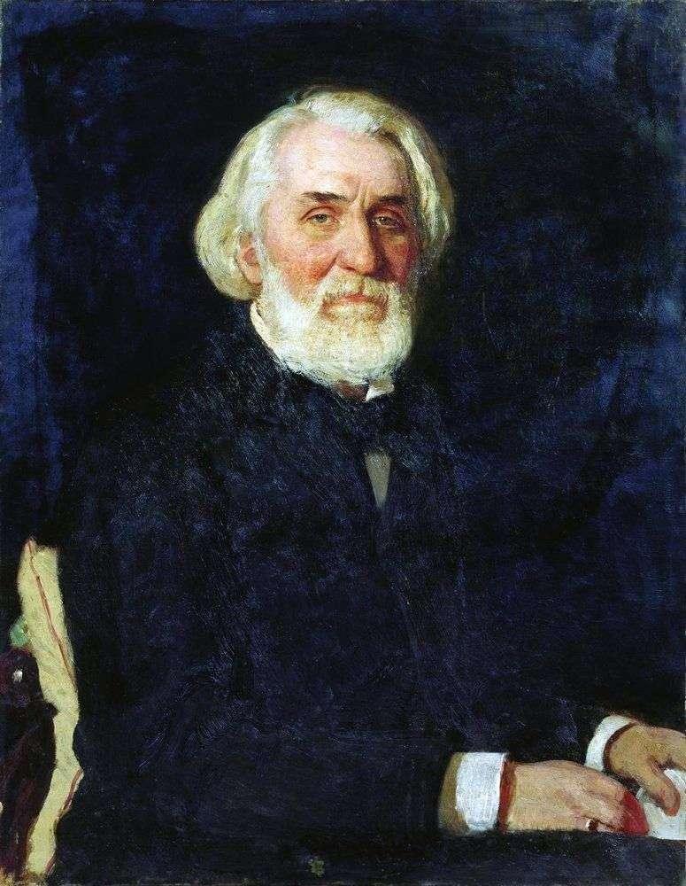 Turgieniew   Ilya Repin
