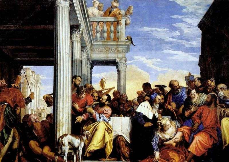 Święto Simona Farisa   Paolo Veronese