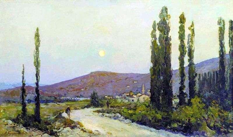 Dolina Beasal. Krym   Aleksander Kuprin