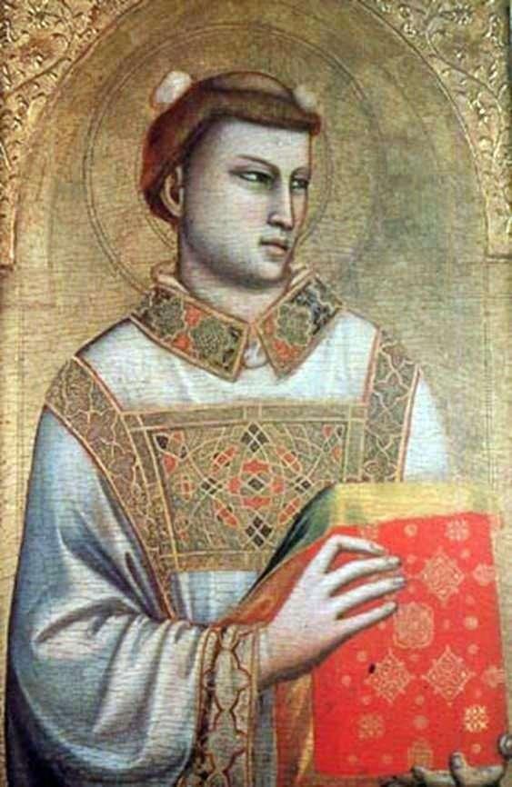Zdjęcie St. Stephen   Giotto