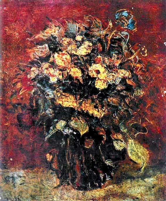 Kwiaty Ogrodowe   Władimir Tatlin