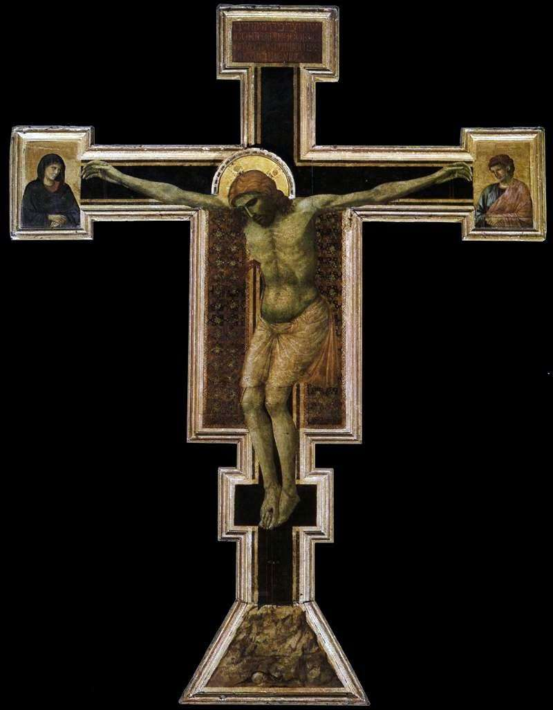 Ukrzyżowanie   Giotto