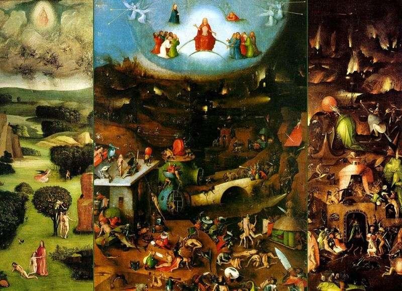 Sąd Ostateczny   Hieronim Bosch