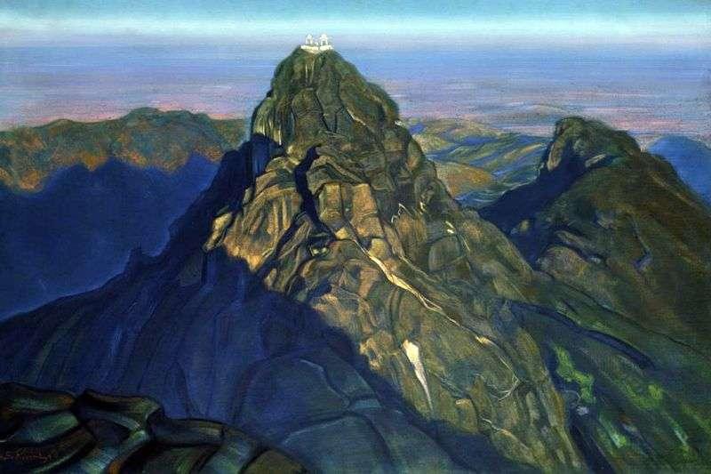 Girnar   Nicholas Roerich