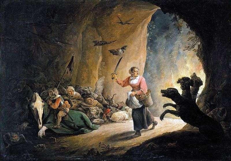 Mad Greta   David Teniers