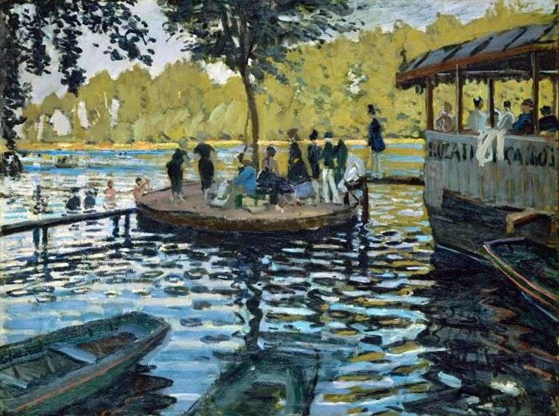 Żaba   Claude Monet