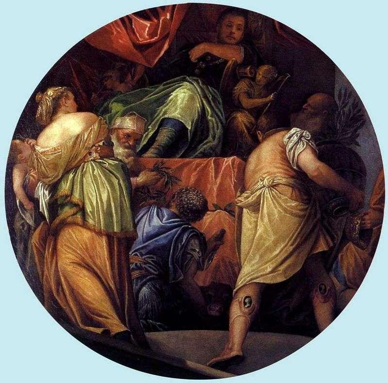 Honor   Paolo Veronese