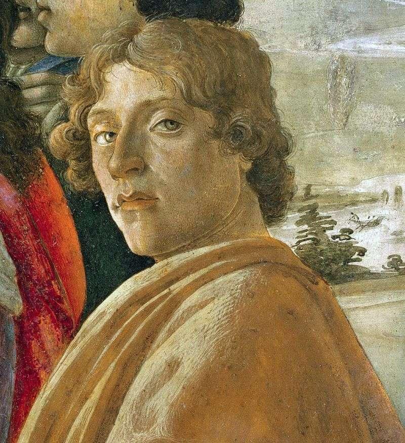 Autoportret   Sandro Botticelli