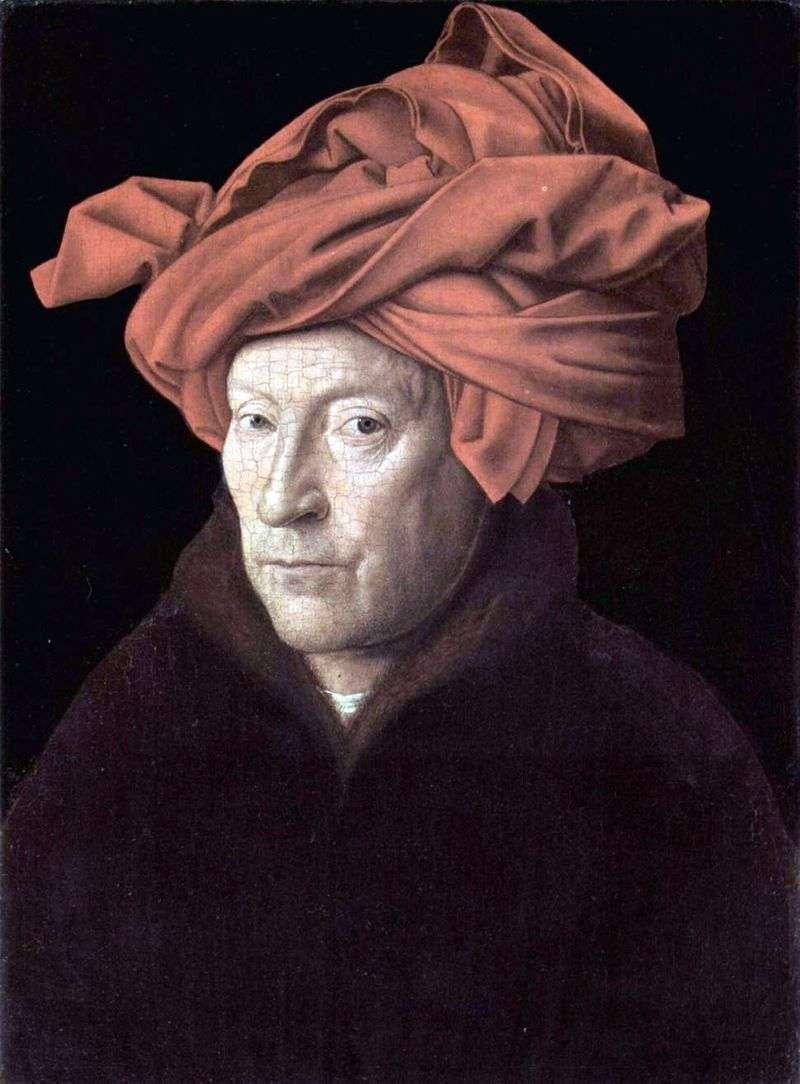 Autoportret   Jan van Eyck