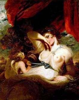 Amorek uwalnia pas Venus   Reynolds Joshua