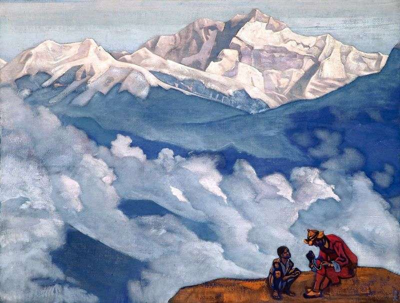 Pearls of Quest   Nicholas Roerich
