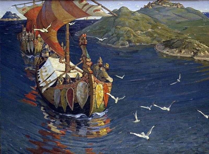 Zagraniczni goście   Nicholas Roerich