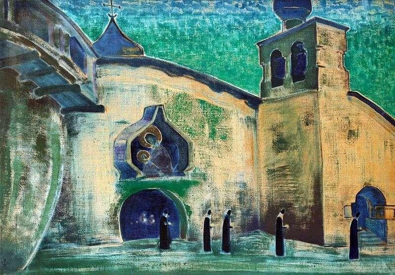 I niesiemy światło   Nicholas Roerich