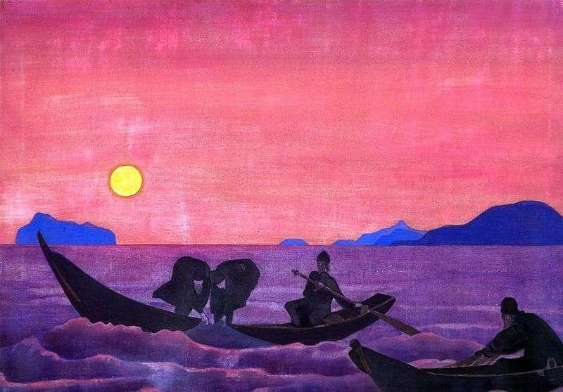 I kontynuujemy wędkarstwo   Nicholas Roerich