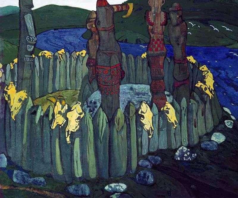 Idole   Nicholas Roerich