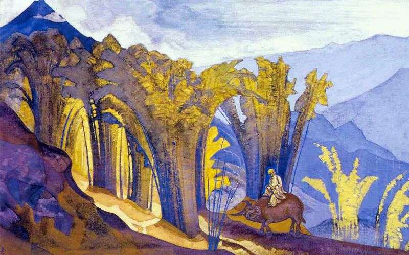 Lao Tse   Nicholas Roerich