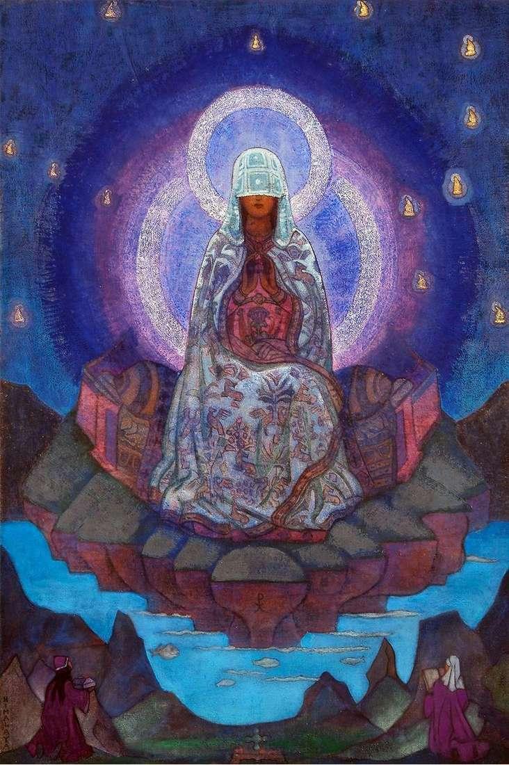 Matka świata   Nicholas Roerich