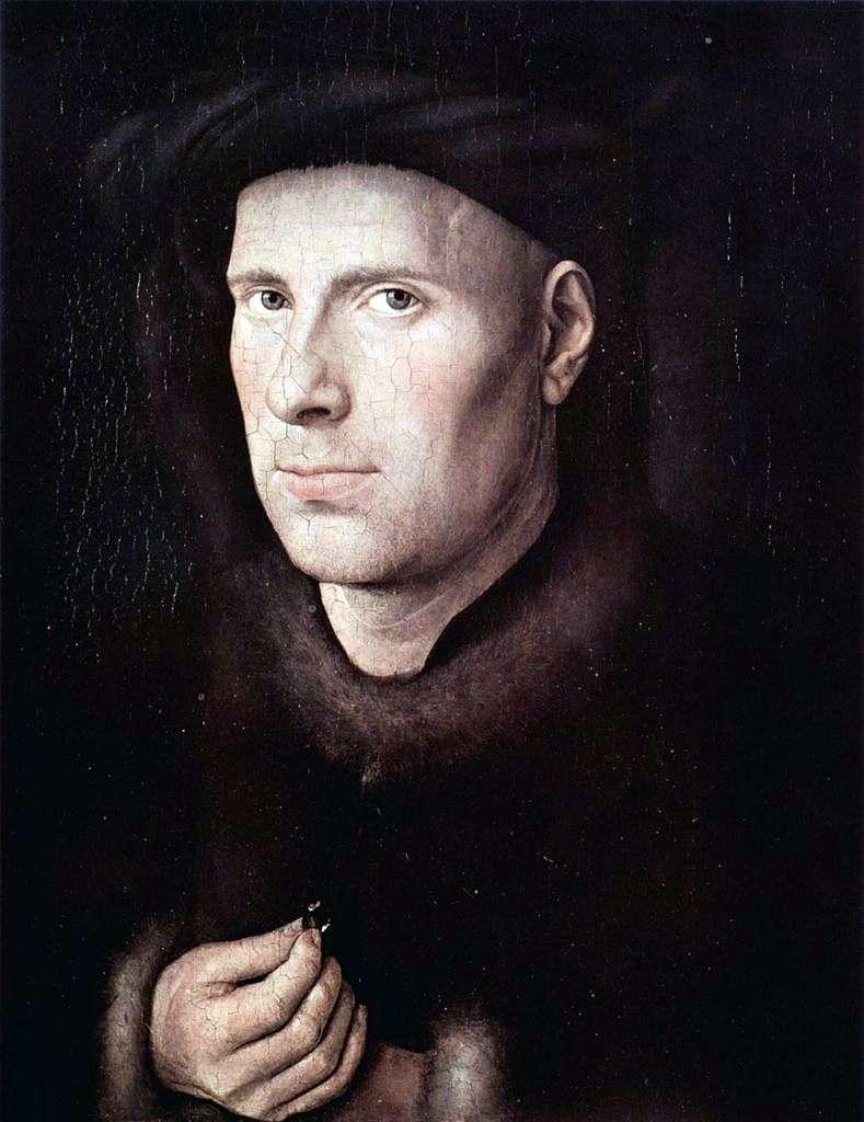 Portret Jana de Leeuw   Jan van Eyck