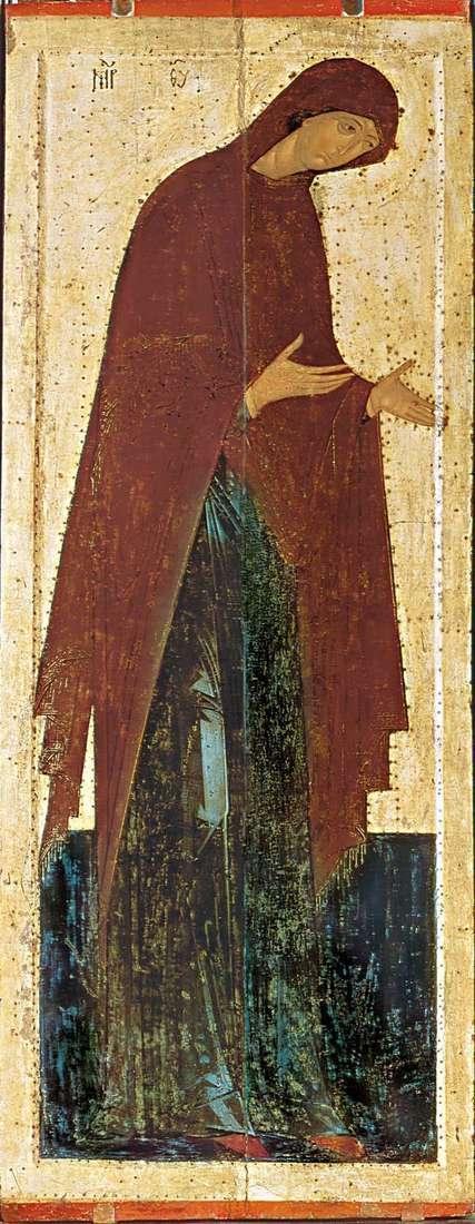 Dziewica   Dionizjusz