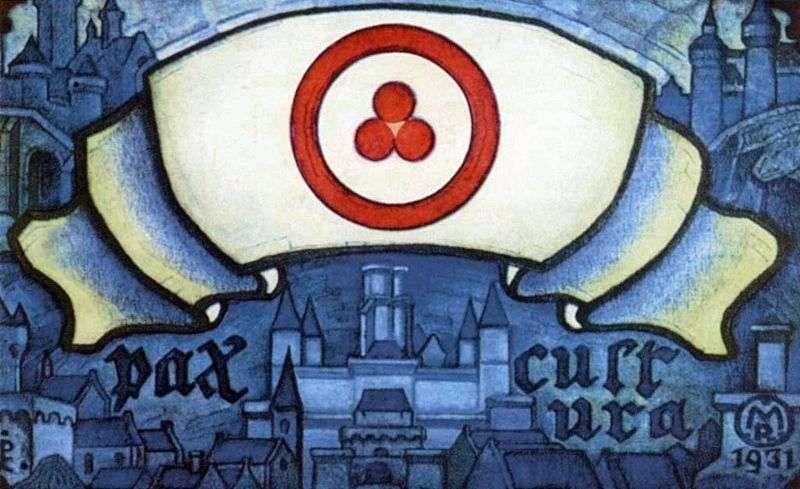 Pakt kulturowy   Nicholas Roerich