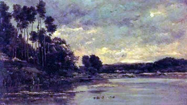 Plaża   Charles Daubigny