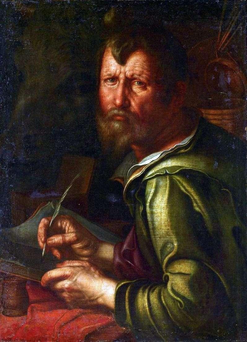 Łukasz Ewangelista   Joachim Eyteval