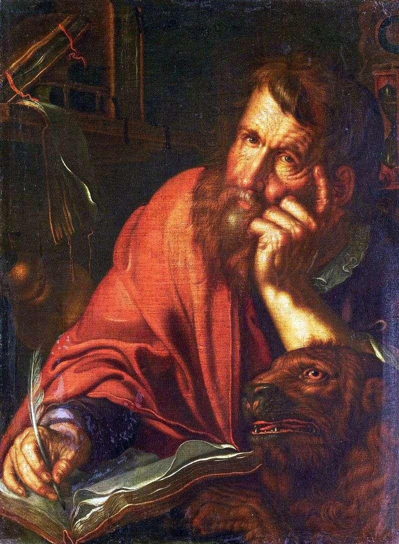 Ewangelista Marek   Joachim Eyteval