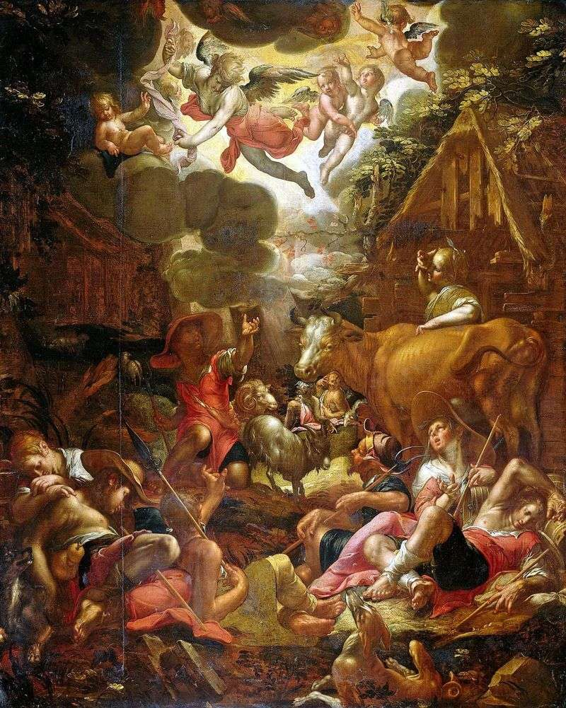 Znak pasterzy   Joachim Eyteval