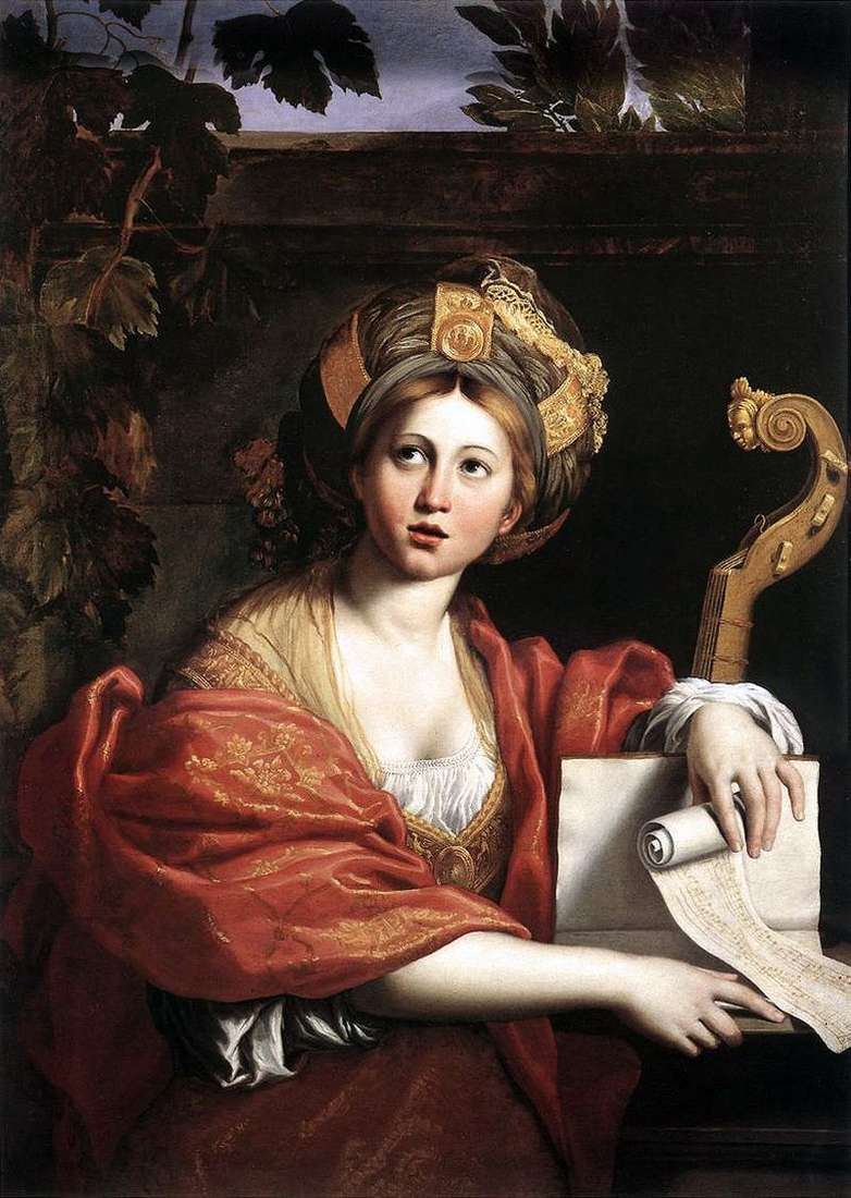 Kuma Sibyl   Domenichino