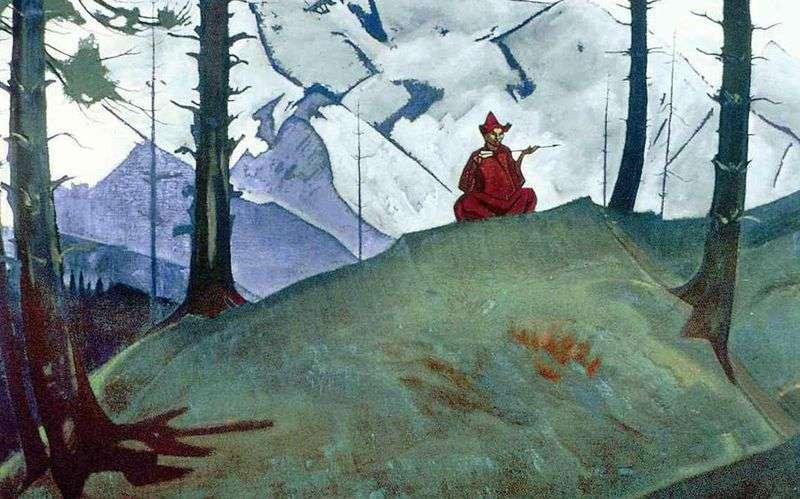 Sarakh   Błogosławiona Strzała   Nicholas Roerich