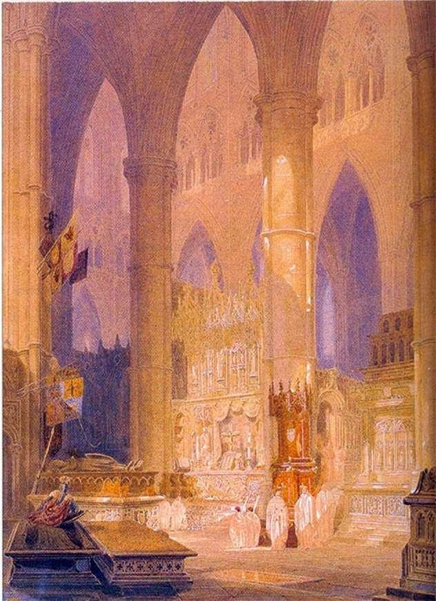 Katedra w Kanie   William Turner