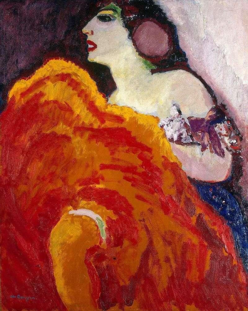 Red Dancer   Kes van Dongen