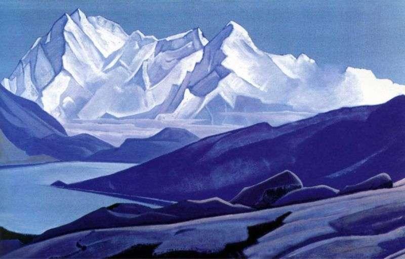 Święte Himalaje   Nicholas Roerich