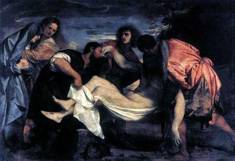 Grobowiec   Titian Vecellio