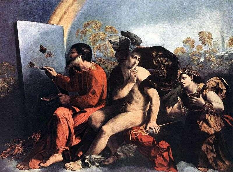 Jowisz, rtęć i cnota   Dossi Dosso
