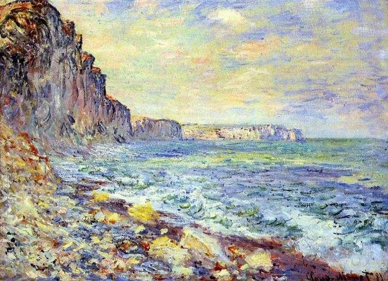 Poranek nad morzem   Claude Monet
