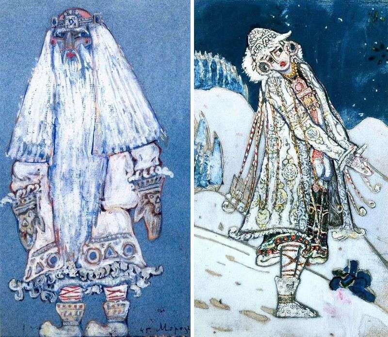 Snow Maiden   Nicholas Roerich