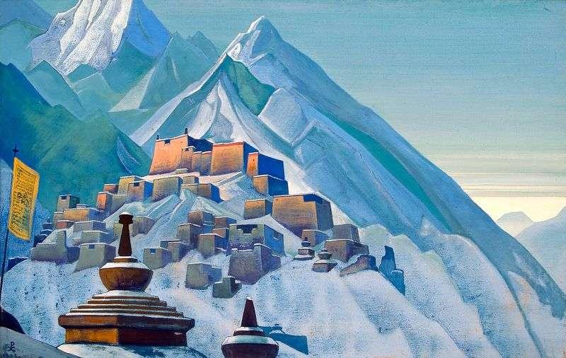 Tybet Himalaje   Nicholas Roerich