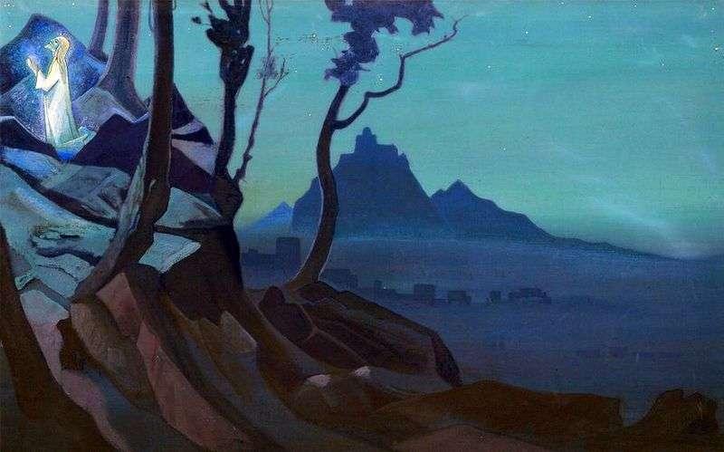 Misa Chrystusa   Nicholas Roerich