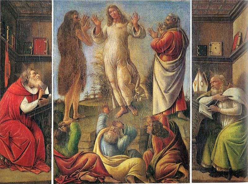 Transformacja   Sandro Botticelli