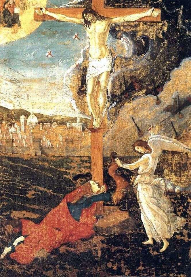 Ukrzyżowanie   Sandro Botticelli