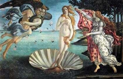 Narodziny Wenus   Sandro Botticelli