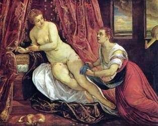 Danae   Jacopo Tintoretto