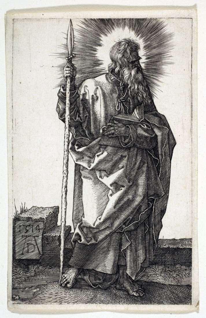 Apostoł   Albrecht Durer