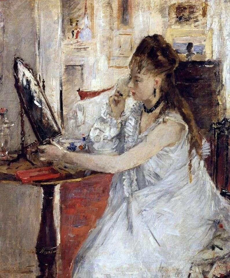 Effy Woman   Bertha Morisot