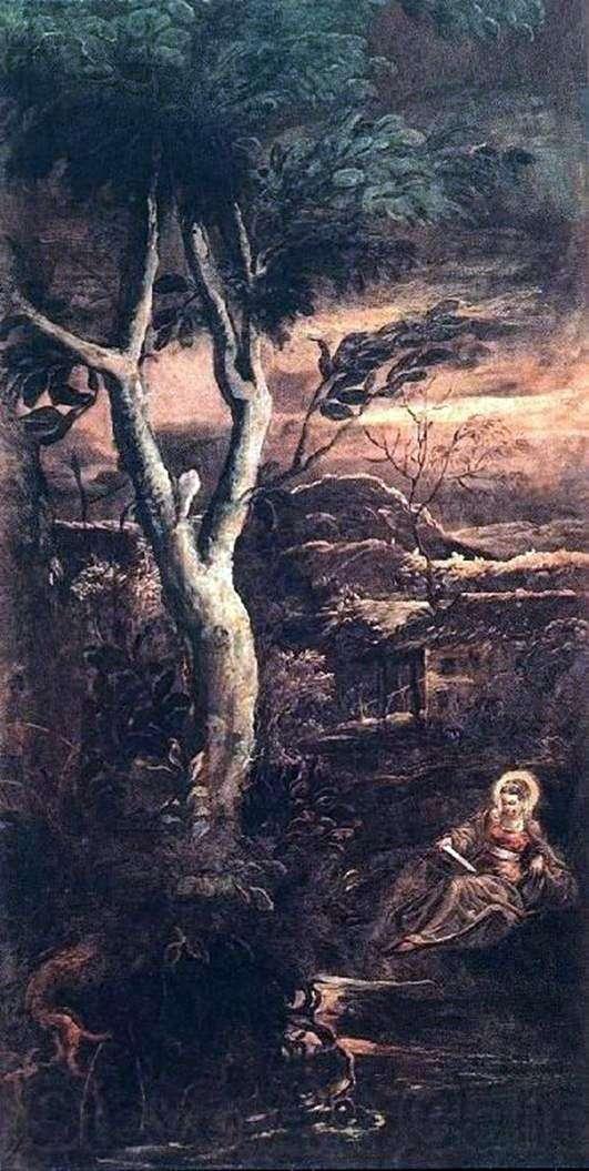 Maria Magdalena   Jacopo Tintoretto